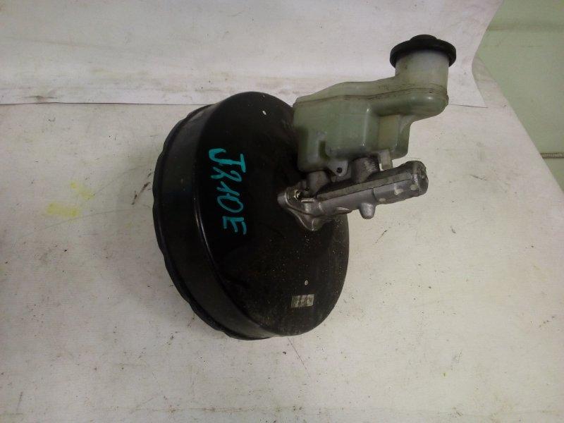 Главный тормозной цилиндр Toyota Rush J210E 2006.03 (б/у)