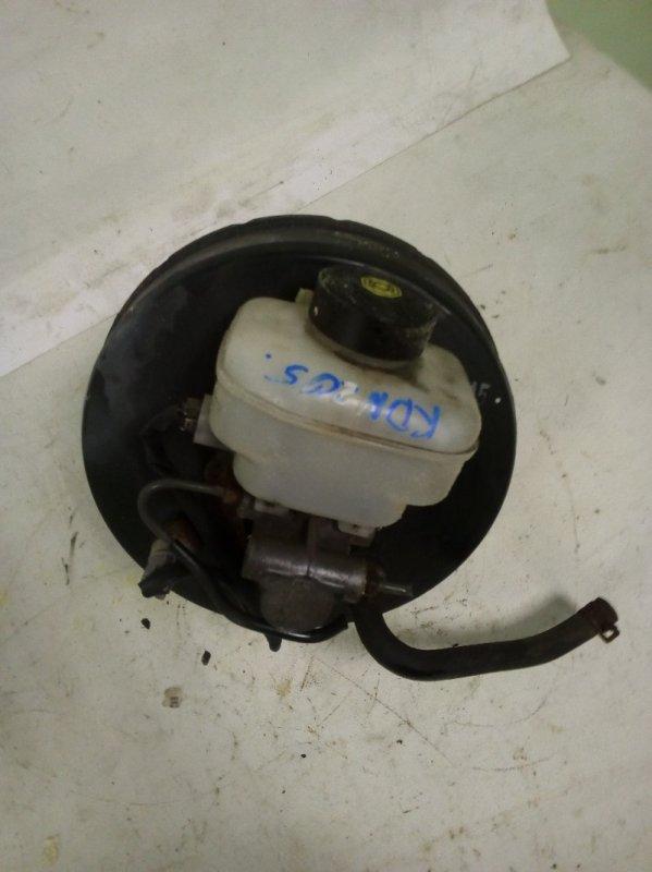 Главный тормозной цилиндр Toyota Hiace KDH205 (б/у)