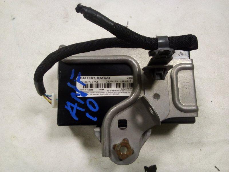 Блок управления Lexus Hs250H ANF10 2009.11 (б/у)