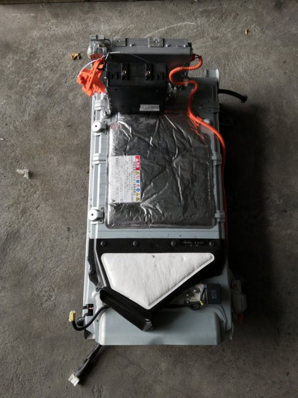 Высоковольтная батарея Lexus Ls600 UVF45 2UR-FSE 2007.06 (б/у)