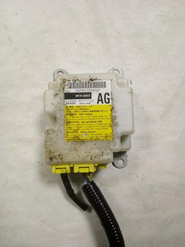 Блок управления airbag Toyota Rush J210E 2006.03 (б/у)
