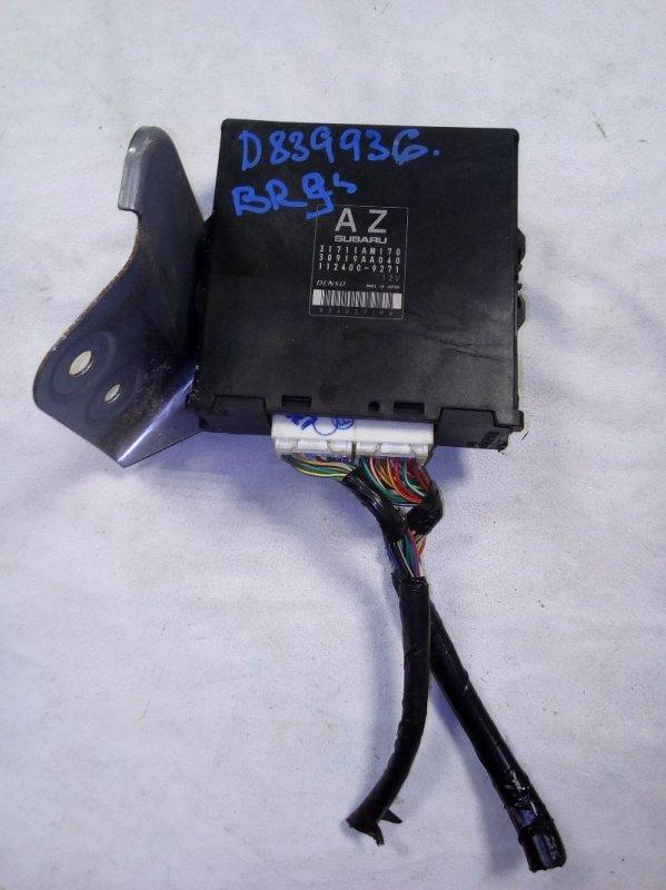 Блок управления акпп Subaru Legacy BR9 (б/у)