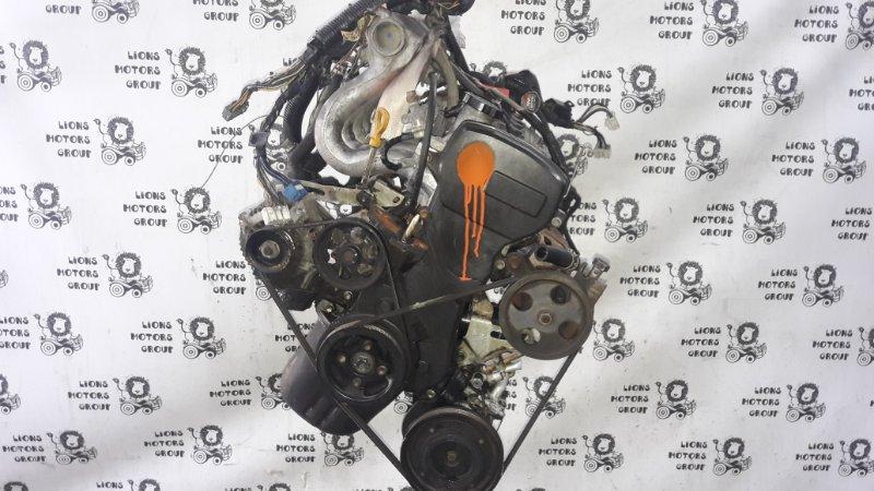 Двигатель Toyota Tercel EL53 5E-0963352 (б/у)