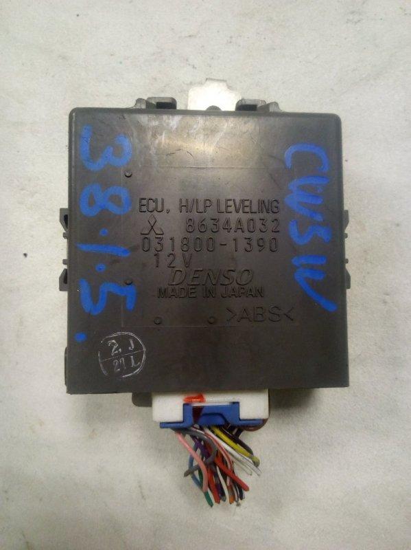 Блок управления Mitsubishi Outlander CW5W (б/у)
