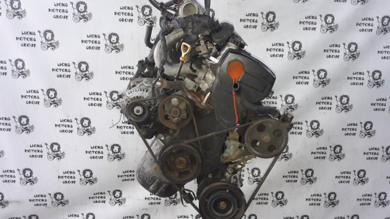 Двигатель Toyota Tercel EL53 5E-0783737 1995 (б/у)