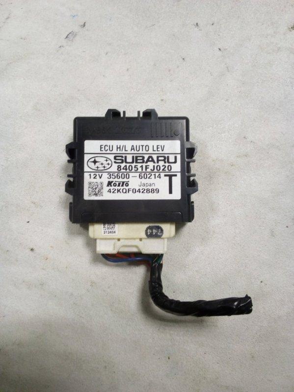 Блок управления Subaru Impreza GP7 (б/у)