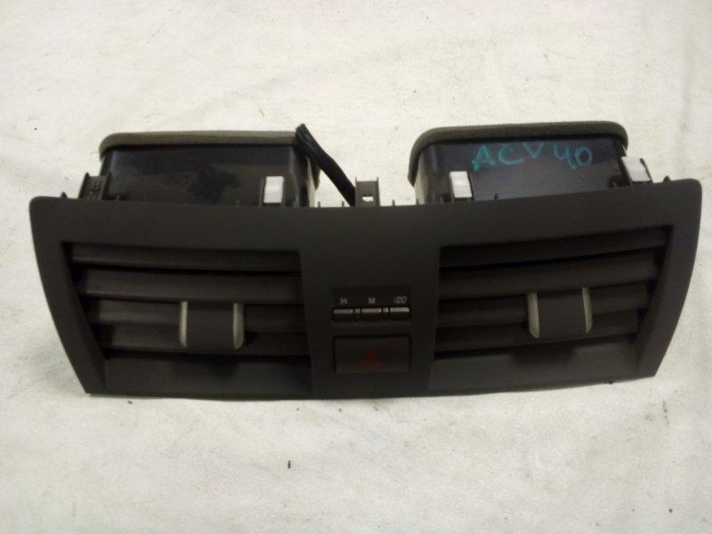 Воздуховод Toyota Camry ACV40 передний (б/у)