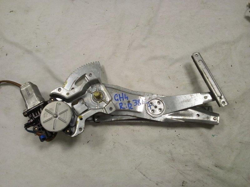 Стеклоподъемник Honda Hr-V GH4 задний правый (б/у)