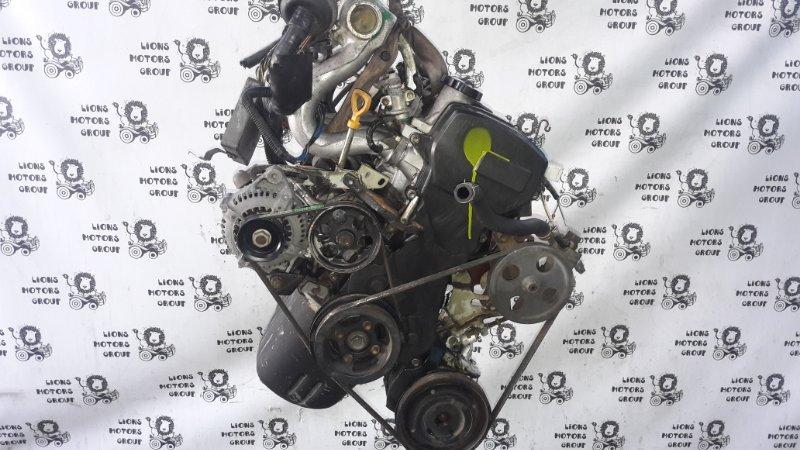Двигатель Toyota Tercel EL53 5E-0872813 (б/у)