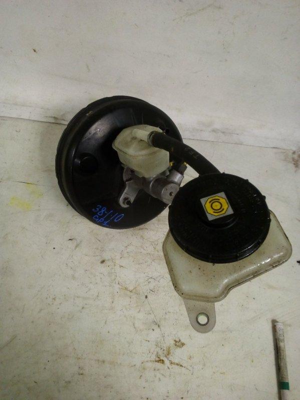 Главный тормозной цилиндр Honda Fit GP1 (б/у)