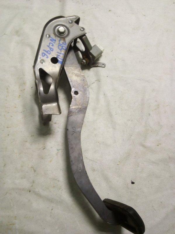 Педаль тормоза Toyota Belta NCP96 (б/у)