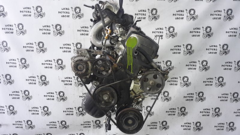 Двигатель Toyota Tercel EL53 5E-1145723 1994 (б/у)