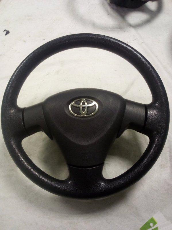 Руль Toyota Corolla NZE141 (б/у)