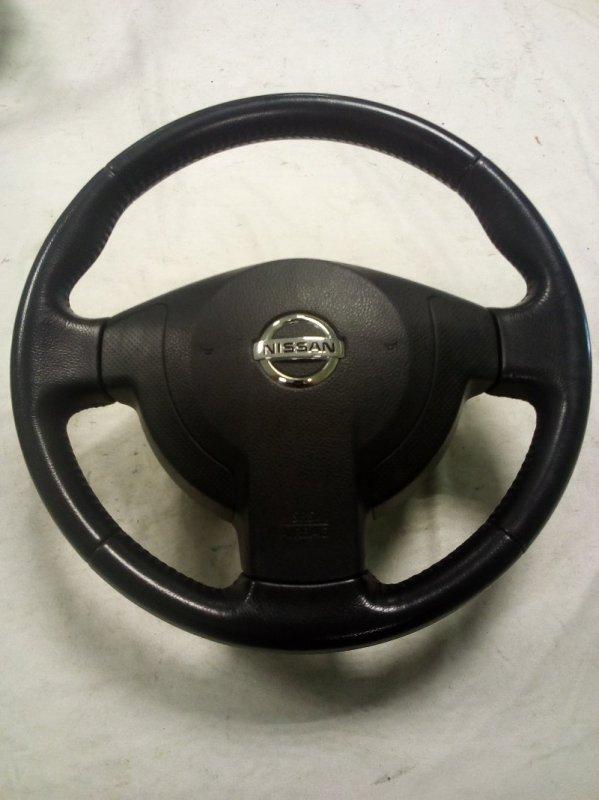 Руль Nissan Dualis KNJ10 (б/у)