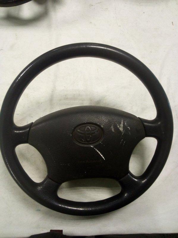 Руль Toyota Hiace KDH205 (б/у)