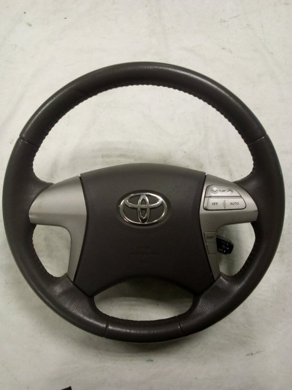 Руль Toyota Camry ACV40 (б/у)
