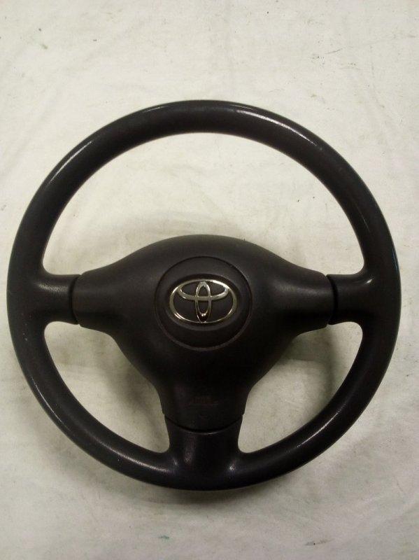 Руль Toyota Vitz NCP15 (б/у)