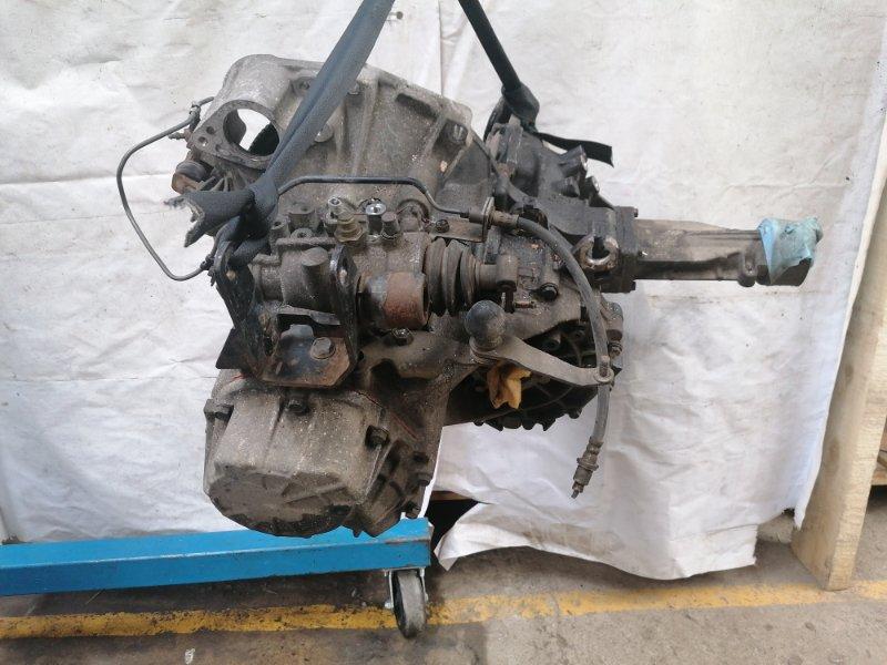 Кпп механическая Toyota Corona Premio ST215 3SFE 2001.05 (б/у)