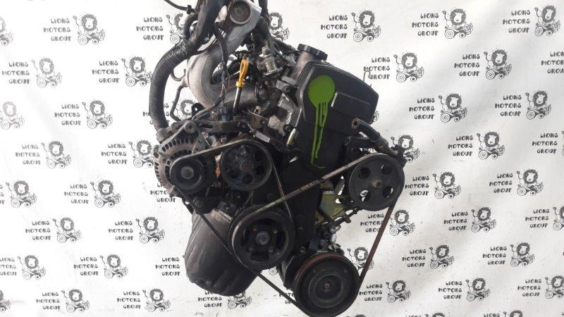 Двигатель Toyota Tercel EL53 5E-1005361 1995 (б/у)