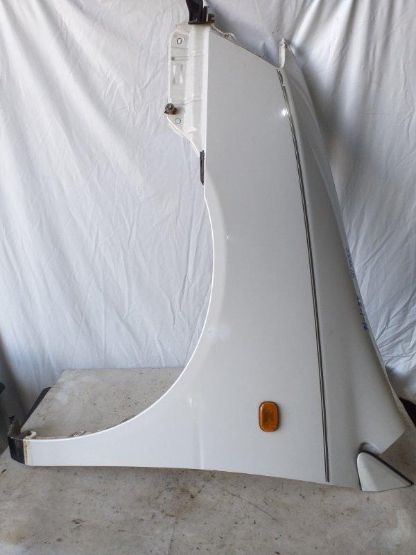 Крыло Toyota Gaia SXM15 переднее левое (б/у)
