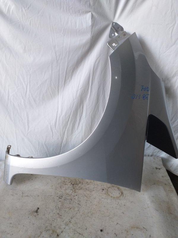 Крыло Honda Fit GP1 переднее левое (б/у)