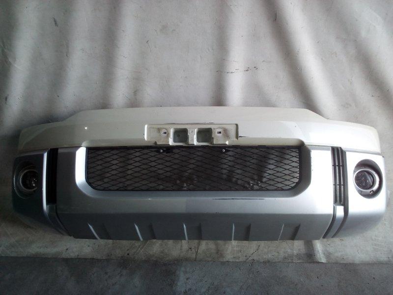 Бампер Mitsubishi Delica CV5W передний (б/у)
