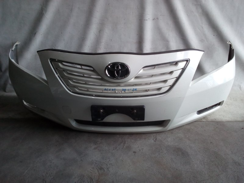 Бампер Toyota Camry ACV40 передний (б/у)