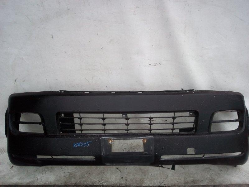 Бампер Toyota Hiace KDH205 передний (б/у)