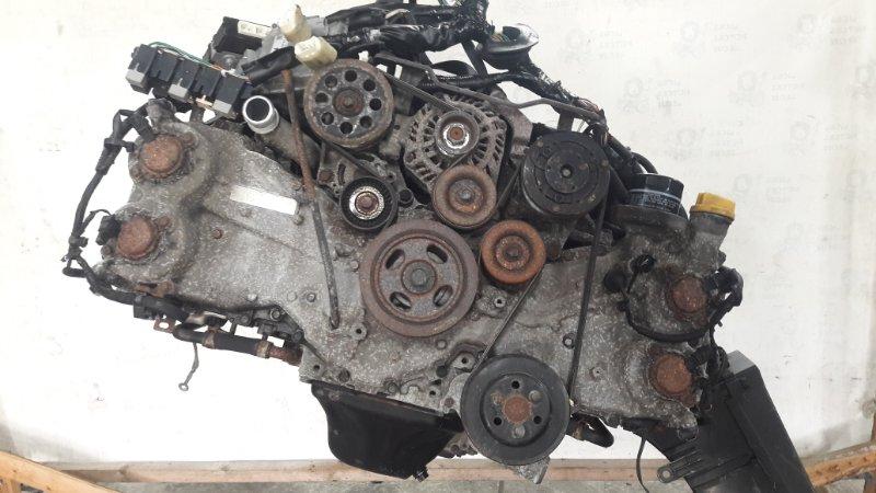 Двигатель Subaru Impreza GP7 FB20 (б/у)