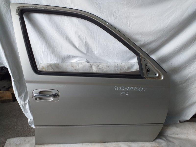 Дверь боковая Toyota Vista SV55 передняя правая (б/у)