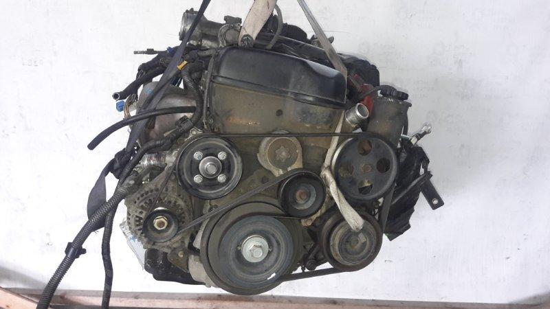 Двигатель Toyota Cresta JZX105 1JZ-GE (б/у)