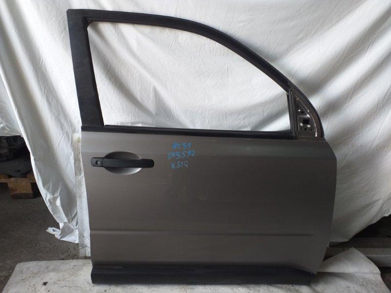 Дверь боковая Nissan X-Trail NT31 передняя правая (б/у)
