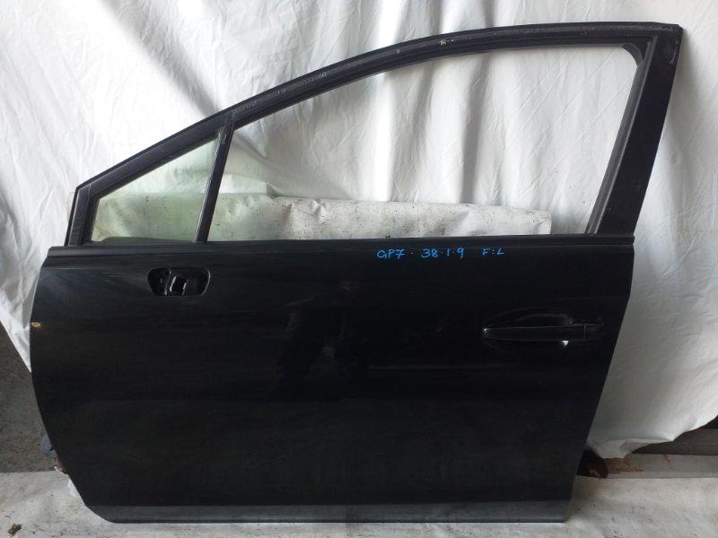 Дверь боковая Subaru Impreza GP7 передняя левая (б/у)