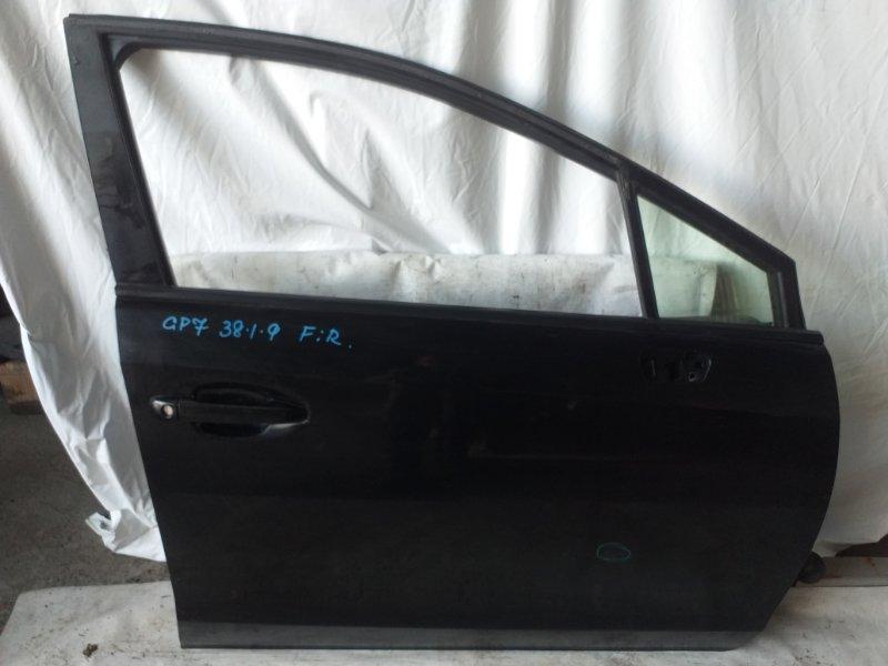 Дверь боковая Subaru Impreza GP7 передняя правая (б/у)