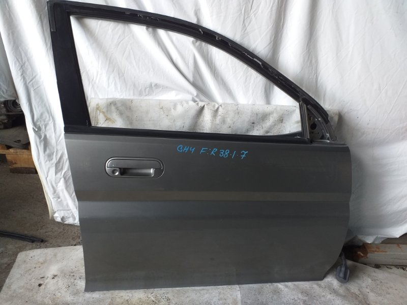 Дверь боковая Honda Hr-V GH4 передняя правая (б/у)