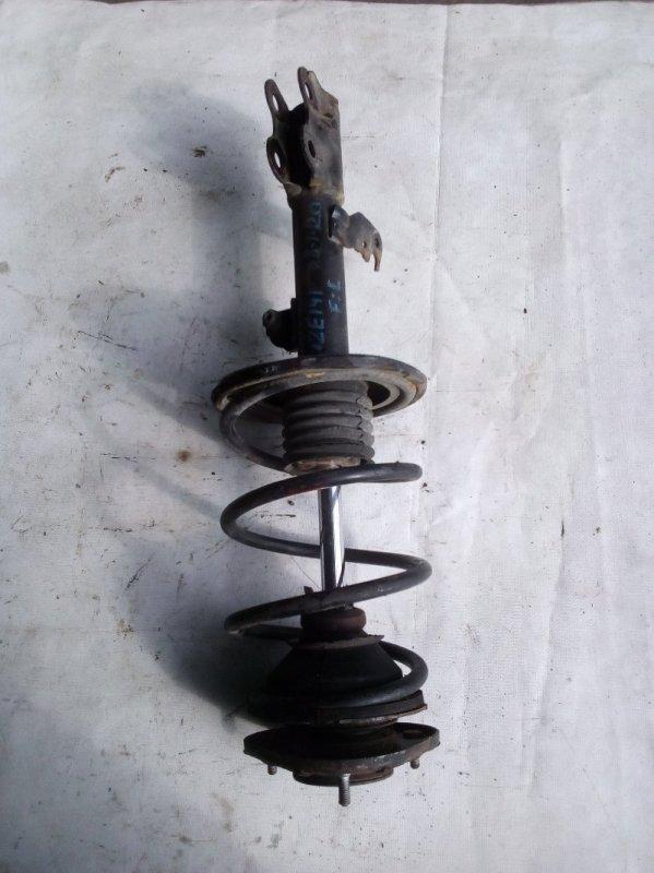 Стойка Toyota Corolla NZE141 передняя левая (б/у)