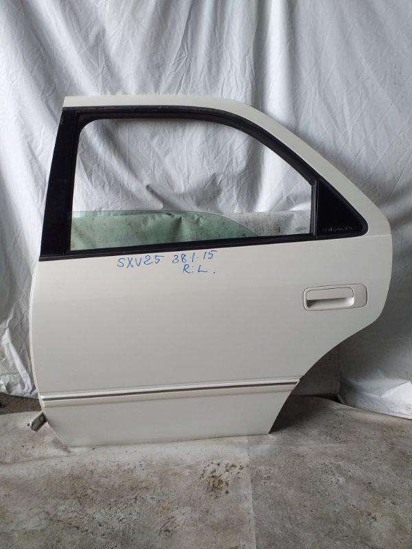 Дверь боковая Toyota Camry Gracia SXV25 задняя левая (б/у)