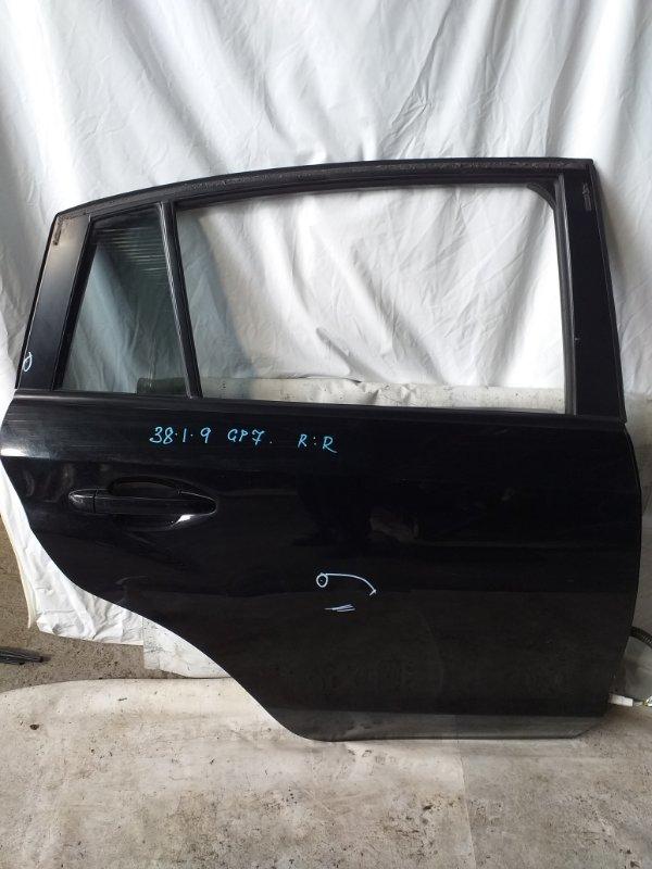 Дверь боковая Subaru Impreza GP7 задняя правая (б/у)