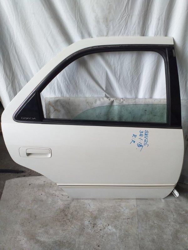 Дверь боковая Toyota Camry Gracia SXV25 задняя правая (б/у)