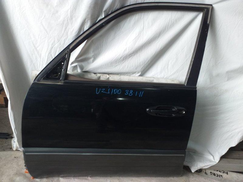 Дверь боковая Toyota Land Cruiser UZJ100 передняя левая (б/у)