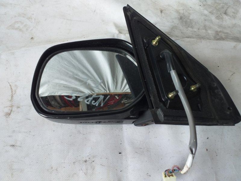 Зеркало Toyota Funcargo NCP25 переднее левое (б/у)