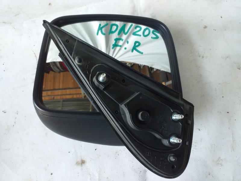Зеркало Toyota Hiace KDH205 переднее правое (б/у)