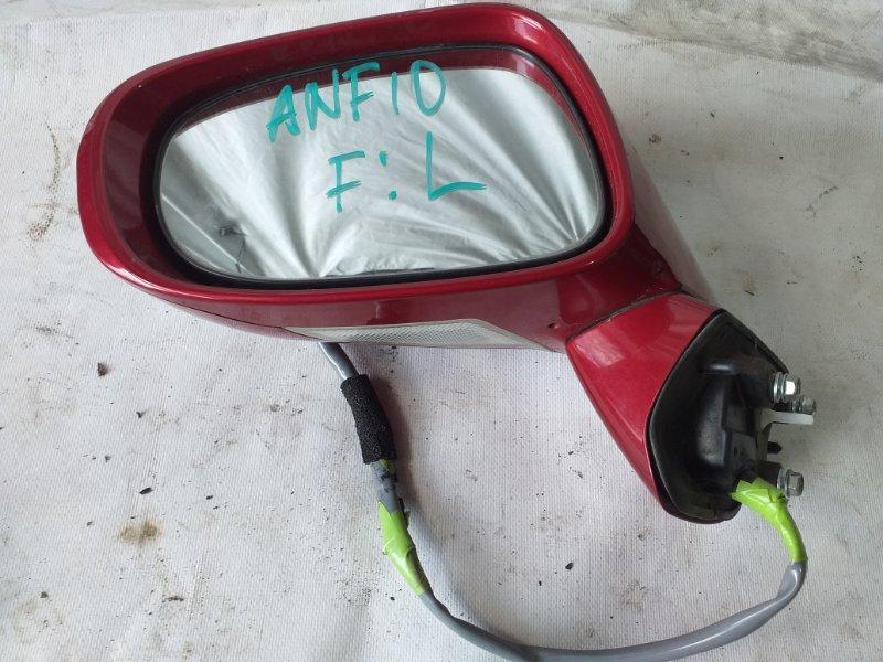 Зеркало Lexus Hs250H ANF10 2009.11 переднее левое (б/у)