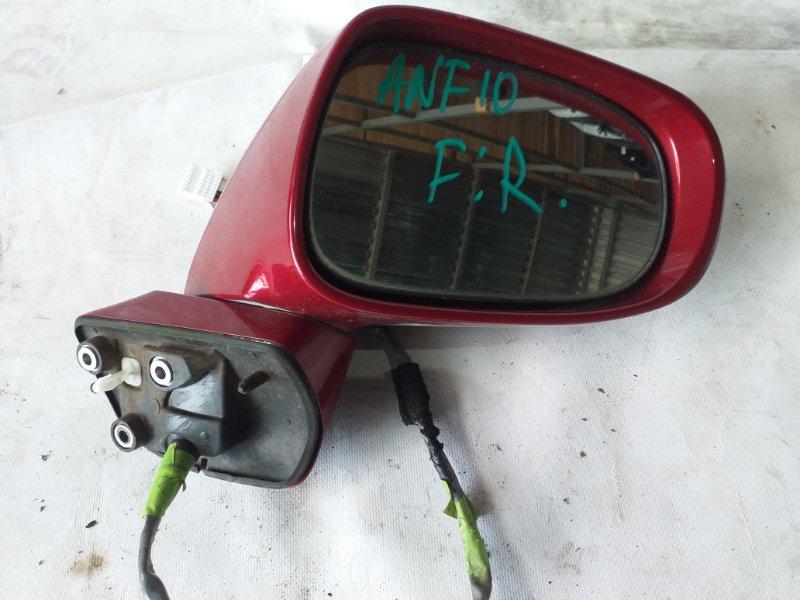 Зеркало Lexus Hs250H ANF10 2009.11 переднее правое (б/у)