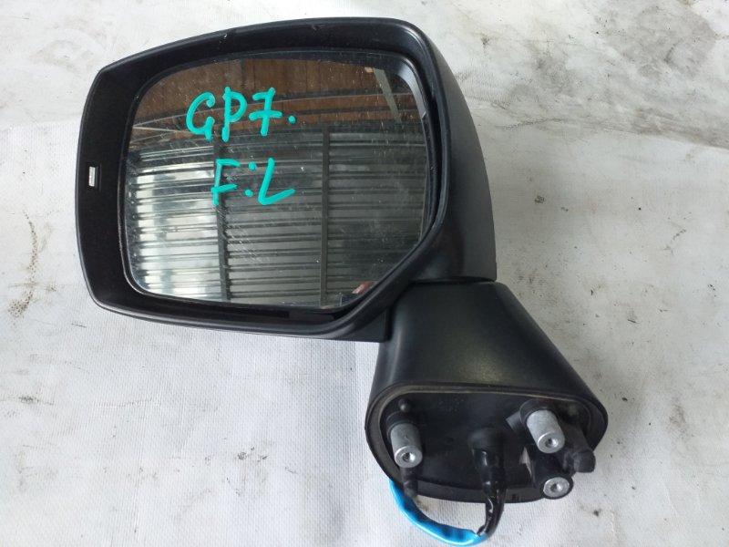 Зеркало Subaru Impreza GP7 переднее левое (б/у)