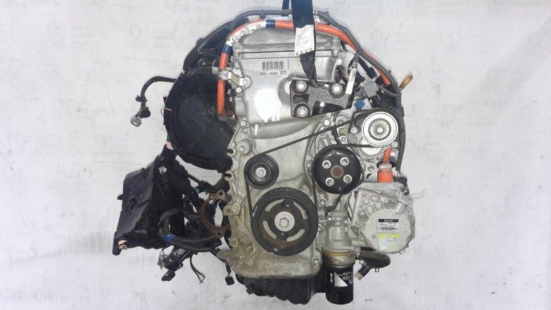 Двигатель Lexus Hs250H ANF10 2AZ-FXE 2009.11 (б/у)