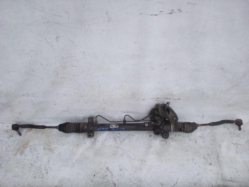 Рулевая рейка Toyota Vitz NCP15 (б/у)