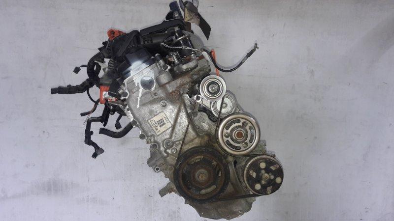 Двигатель Honda Cr-Z ZF1 LEA (б/у)