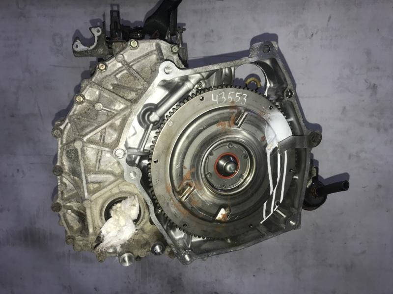Кпп автоматическая Honda Cr-Z ZF1 LEA (б/у)