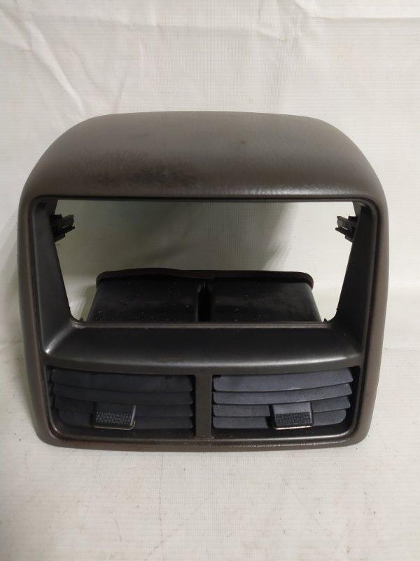 Консоль магнитофона Toyota Gaia SXM15 (б/у)